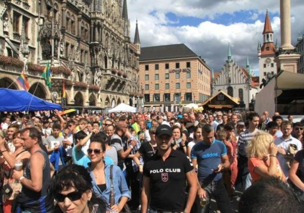 Gay münchen sex München, Male