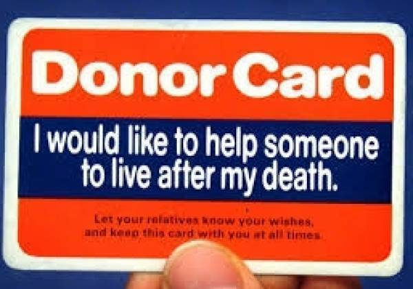 Organ donation: to opt-in or opt-out - that is the question
