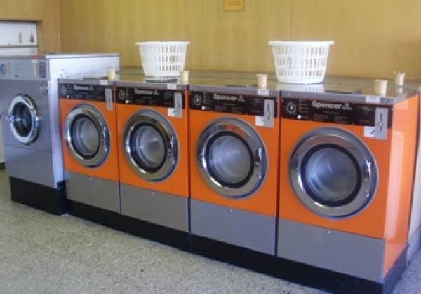 Lost in a Bavarian Laundrette