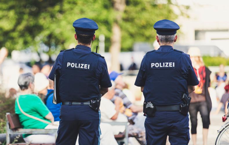 Police Impersonators in Munich court